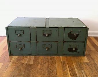 Large Metal Cabinet