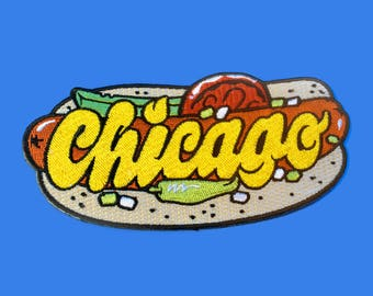 Chicago Hot Dog Patch