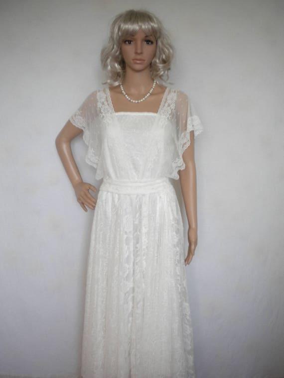 Brautkleid böhmischen Hochzeit Kleid Strand Hochzeit Kleid