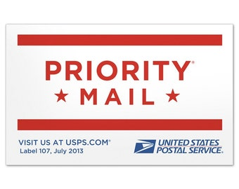 Upgrade shipping to priority