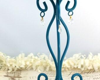 Chic Candleholder Vintage Upcycled