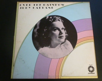 Judy Garland Over The Rainbow Vinyl Record LP SPB-4054 Springboard Records