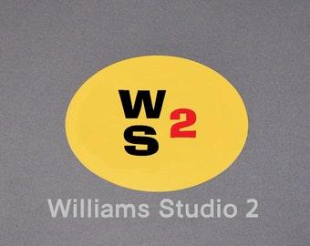 Williams Studio 2 Chest Emblem