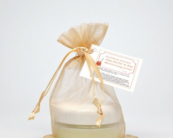 Gold Rush Shimmering Aloe and Shea Butter Hand and Body Lotion- 2 oz jar