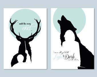 Marauder's Prints