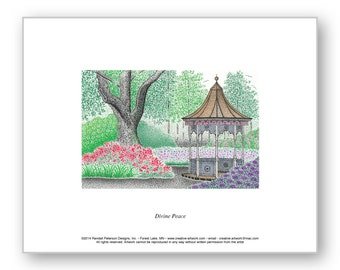 Divine Peace - Limited Edition Print