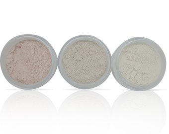 Sheer Naturals Finishing & Setting Powder- 10g