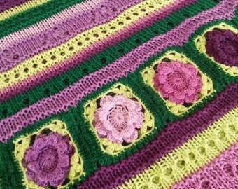 Skirt, flowers, bright summer