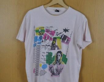 Vintage T Shirt Graniph Publish or Emotion Lyric Rhythm Sweatshirt