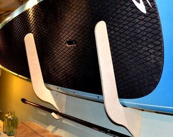 Premium Stand Up Paddle Board Wall Rack