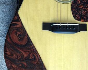 Guitar Ragtop. Item No. 9 - Pick Guard
