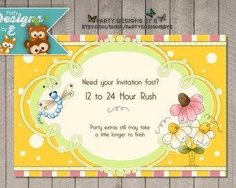 12 - 24 Hour Rush