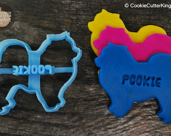 Custom Chow Cookie Cutter Personalized for your Pet!