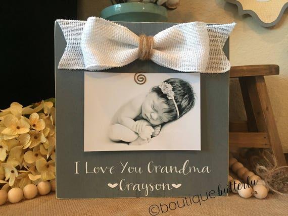 Mother\'s Day Grandma Gift Grandma Personalized Gift Love You Grandma ...