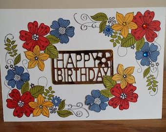 handmade, birthday, girls, women,