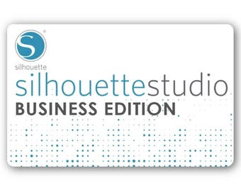 LOWEST PRICE Silhouette Studio Business Edition Digital Upgrade - Emailed World Wide