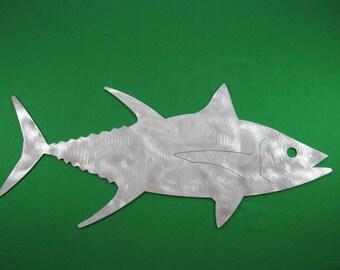 Metal Art Fish Replica & Silhouettes - Tuna Replica Fish