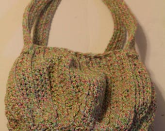 Hand Crocheted Market Bag