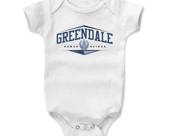 Community Baby Clothes | Greendale Community College Kids Romper | Greendale Human Beings