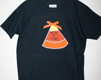 Candy Corn T-shirt for girls