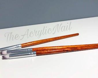 Nail Art Ombré Gradient Glitter Scrubby Brush Nail Art Accessories Nail Art Tools Nail Art Deco Nail Art Supplies Nail Art Brushes