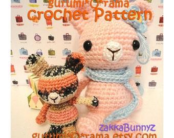 Free Kawaii Amigurumi Patterns : Amigurumi snowman crochet pattern stuffed plush snowman