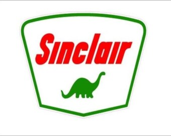 Sinclair Sticker/Decal