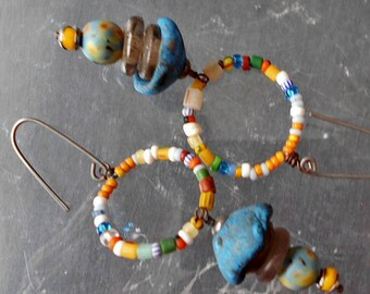 Summer Tribe Earrings