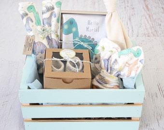 Baby Boy Gift Basket Etsy