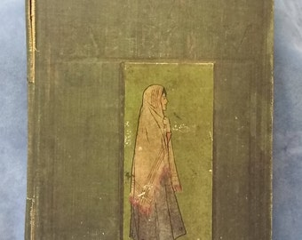 Ten Nights in a Bar Room By T.S. Arthur, Hard Cover Book,  circa 1902