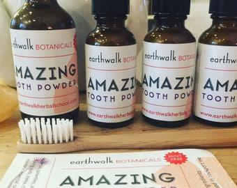 Amazing Tooth Powder Mint-Free 1 oz