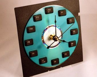 Keyboard Function Key Clock (Blue)