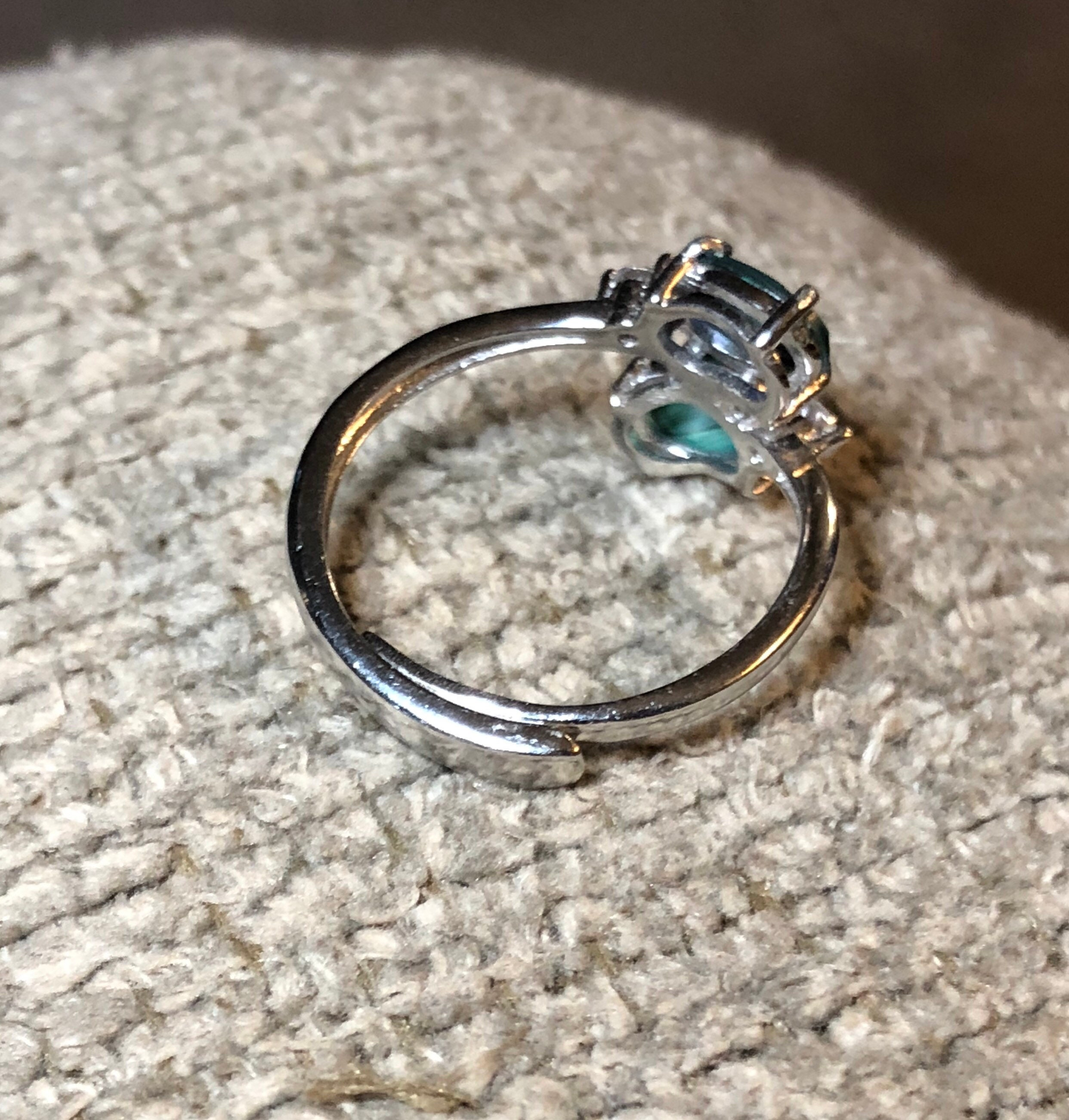 engagement abalone wedding pin and set bands deer ring rings hers antler his matching