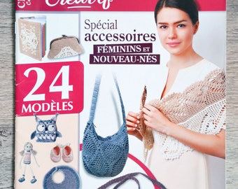 Creative Crochet 9 - Special accessories magazine