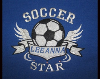 Youth Personalized Sports Wear for Soccer, Baseball, Dance, Hockey, Football & More. All sports for everyone!