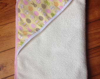 Bath towel size baby Cape 80 x 80