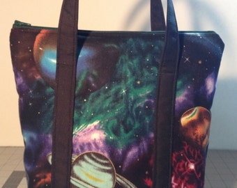 Galaxy Insulated Lunch Bag