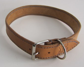 Collare in cuoio - Leather collar
