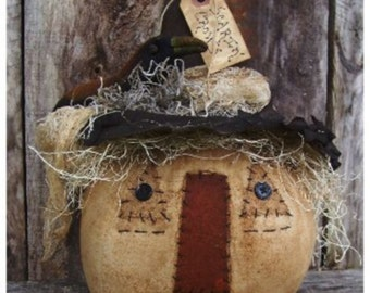 My Primitive SCARIN' CROWS Scarecrow Pattern