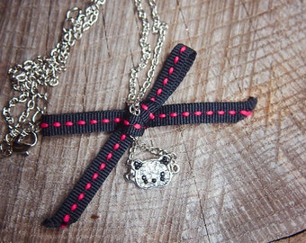 Mini Panda Necklace ~1 pieces #100428