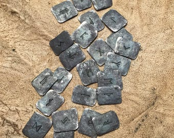 Blacksmith's Rune Set