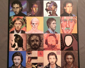 Face Dances by The Who on Vinyl 1981
