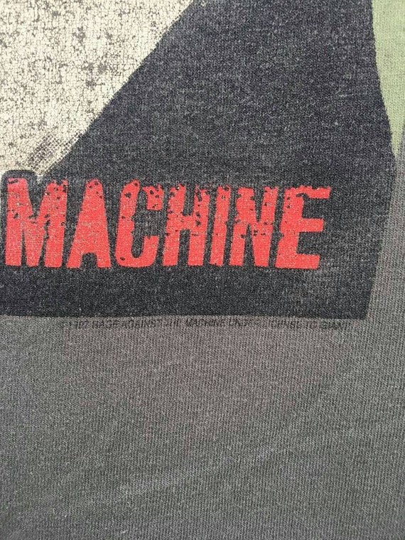 machine race by Vintage against tag shirt giant the 90s FvxxqYdHtw