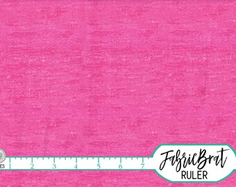 HOT PINK Fabric by the Yard, Fat Quarter Hot Pink Texture Fabric Pink Quilting Fabric 100% Cotton Fabric Apparel Fabric Yardage w2-4