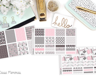 READ TO ME Kit - Paper Planner Stickers
