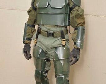 Imperial guard Cadian Armor Warhammer 40k COSPLAY or AIRSOFT/PAINTBALL