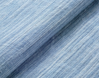 Kon-Hake-Kasuri (dark blue brush dye-patterning)