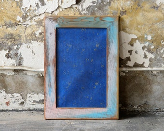 11x17  Picture Frame | Reclaimed Wood Frame | Wooden Picture Frame | Portrait Frame | Landscape Frame | Wedding Family Photo Frame 1117E