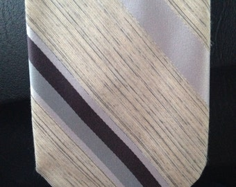Vintage Beau Brummel Tie made for Rich's Dept Store