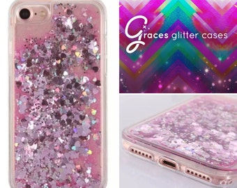 iphone 7 glitzy case